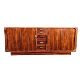 Mid-Century Dyrlund Brazilian Rosewood Dresser/Credenza