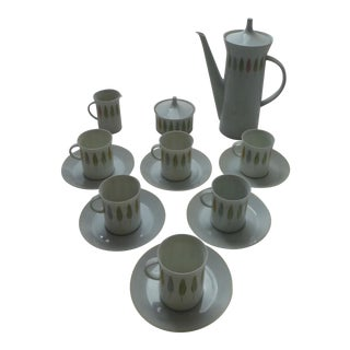 Rosenthal Mid Century Coffee Set - Service for 6