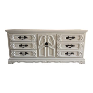Burlington House Furniture Dresser Buffet