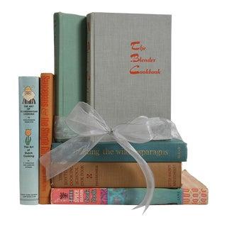 Vintage Cookbook Gift Set, S/7