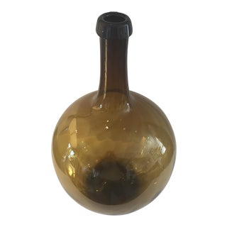 Hand Blown & Shaped Glass Vase