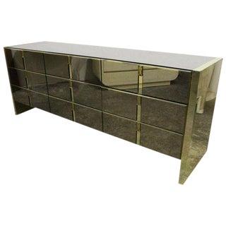 Ello Bronze and Mirror Dresser