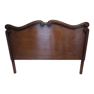 French Style Cherry Queen Headboard