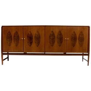 Kipp Stewart for Calvin Teak and Rosewood American Mid-Century Modern Dresser
