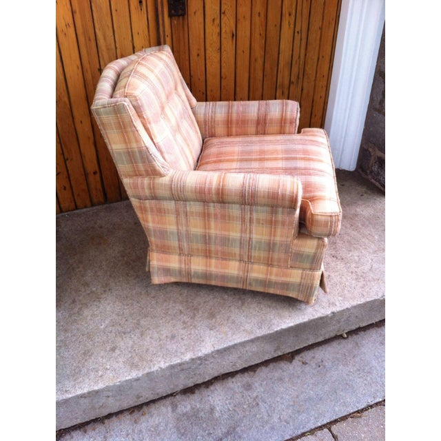 Vintage Ethan Allen Club Chairs - A Pair - Image 4 of 8