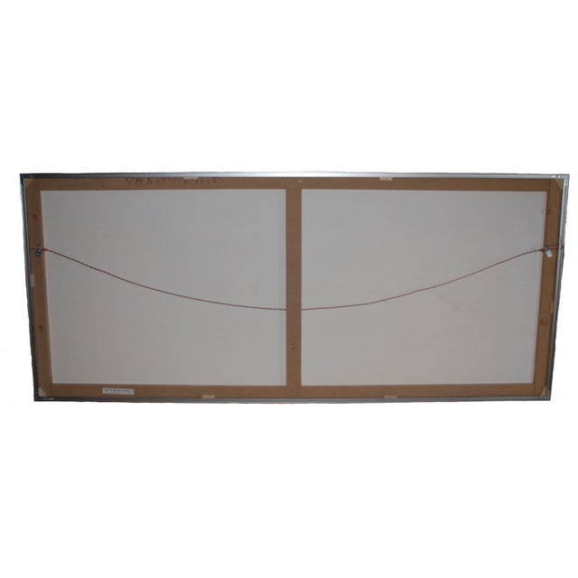 Large Mid Century Harris Strong Painting - Image 4 of 5