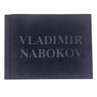 Vladimir Nabokov: AlphaBet in Color