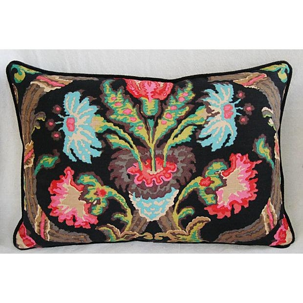 Designer Ralph Lauren Cadiz Mohair Pillows - Pair - Image 8 of 8