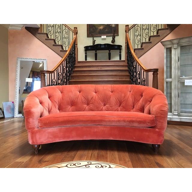 Image of Vintage Drexel Heritage Sofa