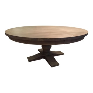 Restoration Hardware 17th Century Monastery Dining Room Table