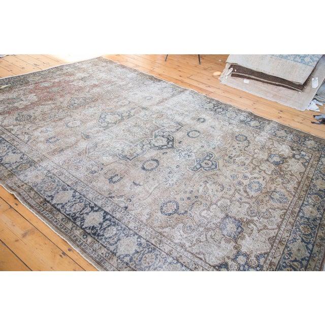 """Distressed Kaisary Carpet - 6'8"""" X 9'5"""" - Image 4 of 10"""