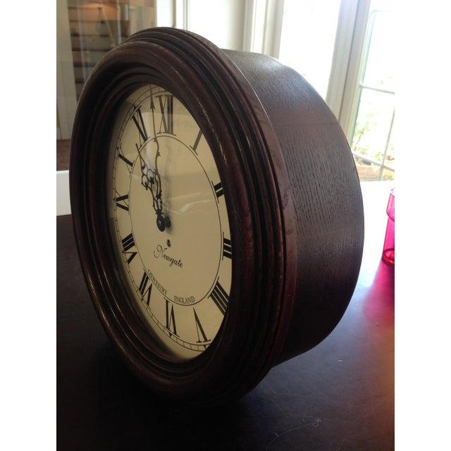 Image of Newgate Oswestry England Clock