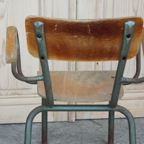 Vintage Thonet Childs Schoolhouse Chair - Image 5 of 5