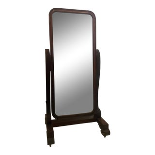 Empire Style Cheval Mirror