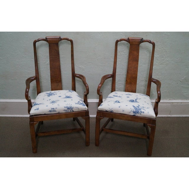 Image of Century Furn. Asian Style Dining Chairs - Set of 6