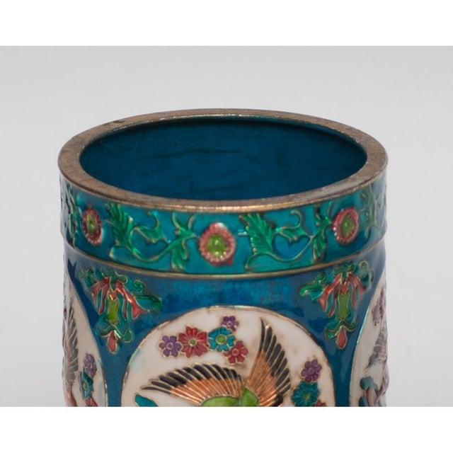 Vintage Peking Brush Pot & Kaleidoscope - Image 8 of 11