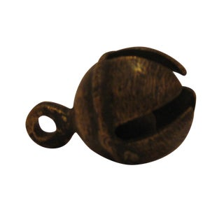 Small Brass Elephant Bell