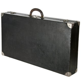 1930's Louis Vuitton Vuittonite Motoring Trunk
