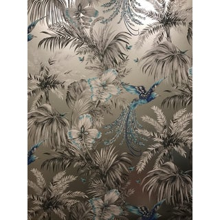 Matthew Williamson for Osborne and Little Bird of Paradise Wallpaper