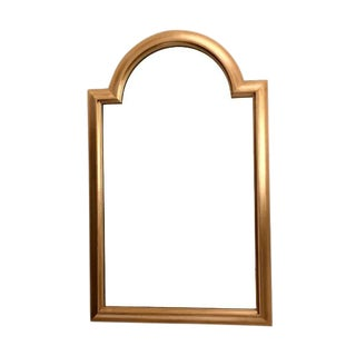 La Barge Antique Palladian Gold Mirror