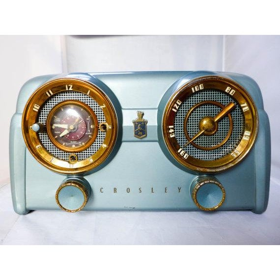 Image of Vintage Bakelite Case Tube-Radio