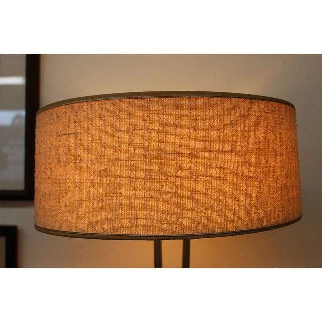 Mid-Century Modern Laurel Wishbone Lamp - Image 9 of 9