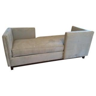 Kravet Andante Tete-A-Tete Sofa
