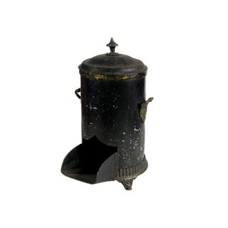 English Coal Scuttle