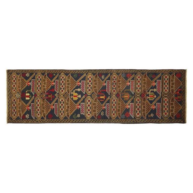 "Image of Persian Balouch Runner Rug - 2'6"" x 9'2"""
