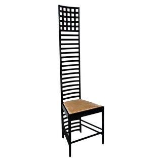 Charles Rennie Mackintosh Hill House Chair