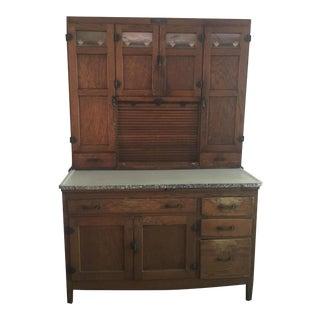 Circa 1900 Vintage Hoosier Cabinet