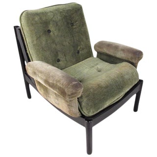 Mid-Century Modern Style Tufted Side Chair