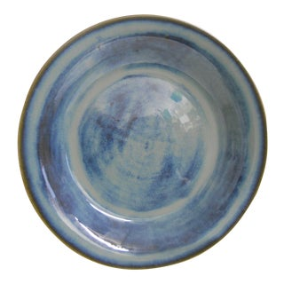 Artisan Glazed Decorative Platter