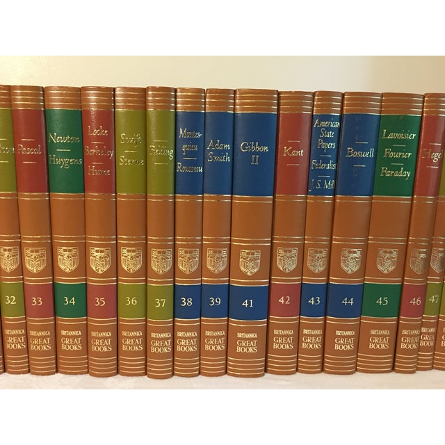 Image of Great Books of the Western World - Complete Set