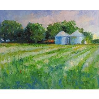 Plein Air Texas Landscape by Brigitte Woosley