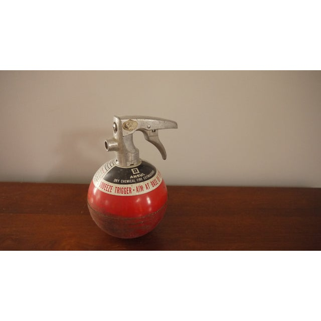 Round Red Fire Extinguisher - Image 6 of 6