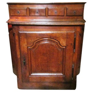 A French Régence Spice Cabinet