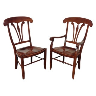 Nichols & Stone Country Manor Chairs - 10