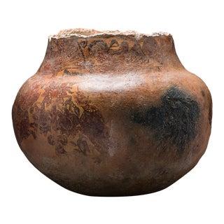 Kushan Painted Terracotta Vessel