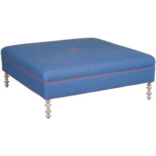 Vanguard Furniture Custom Ottoman Collection