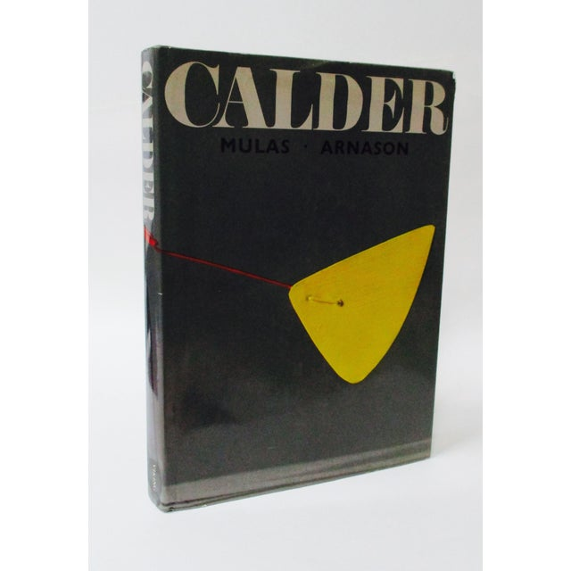 Calder Art Sculpture Mobile Book - Image 9 of 11