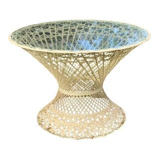 Mid-Century Russell Woodard Spun Fiberglass Table