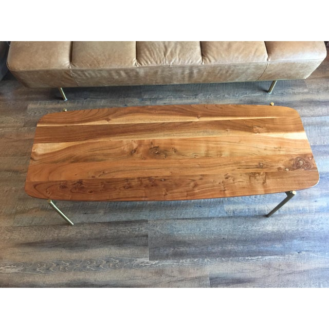 Cb2 Mid Century Coffee Table