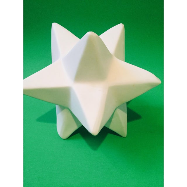 Origami Star Objects- A Pair - Image 4 of 4