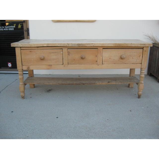 European 3-Drawer Sideboard - Image 2 of 11