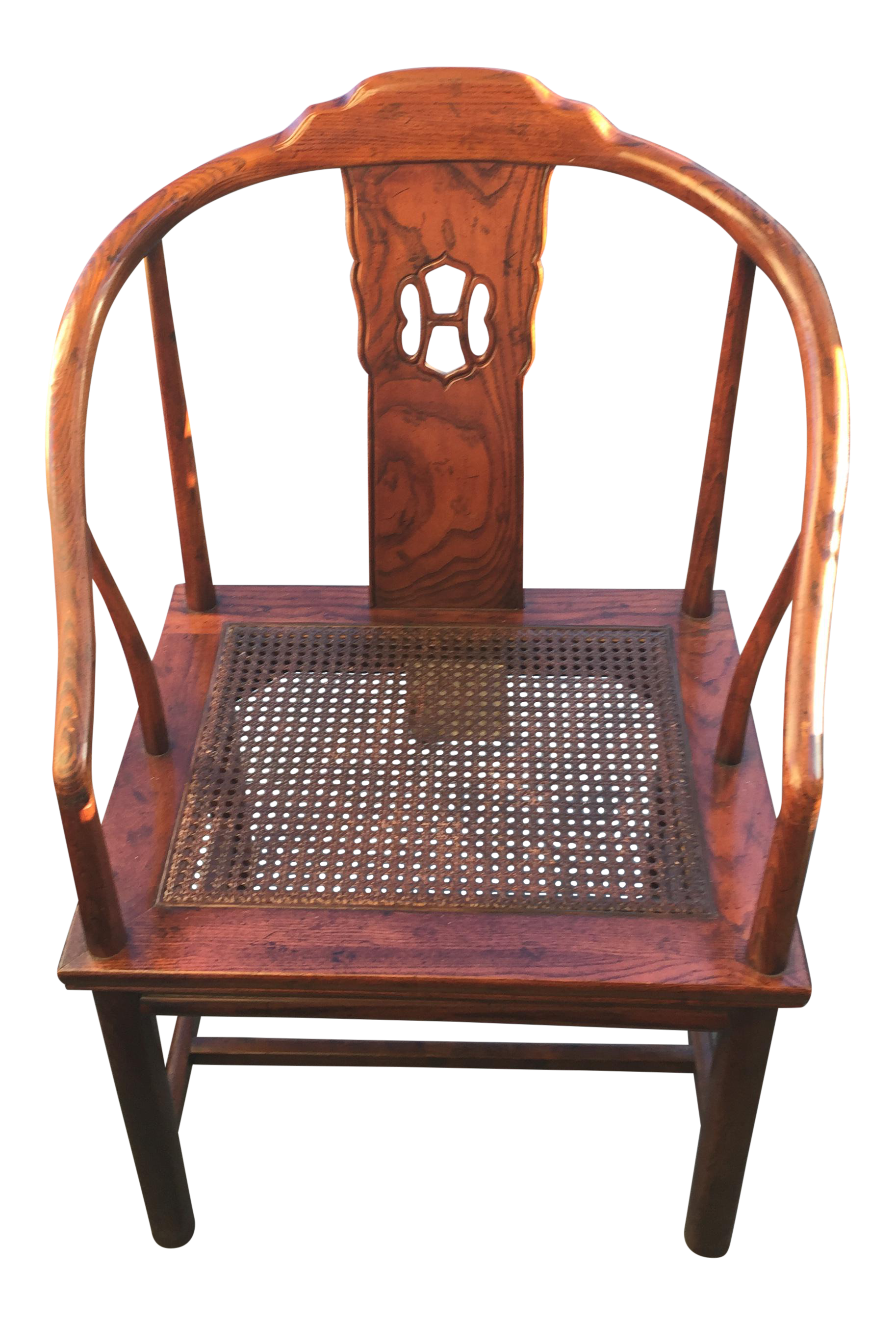 henredon chinoiserie armchair 1970s 5 chairs available
