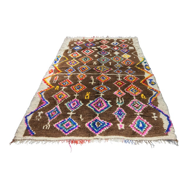 Bellwether Rugs Vintage Moroccan Azilal Area Rug
