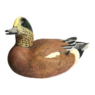 Wigeon Resin Duck Decoy