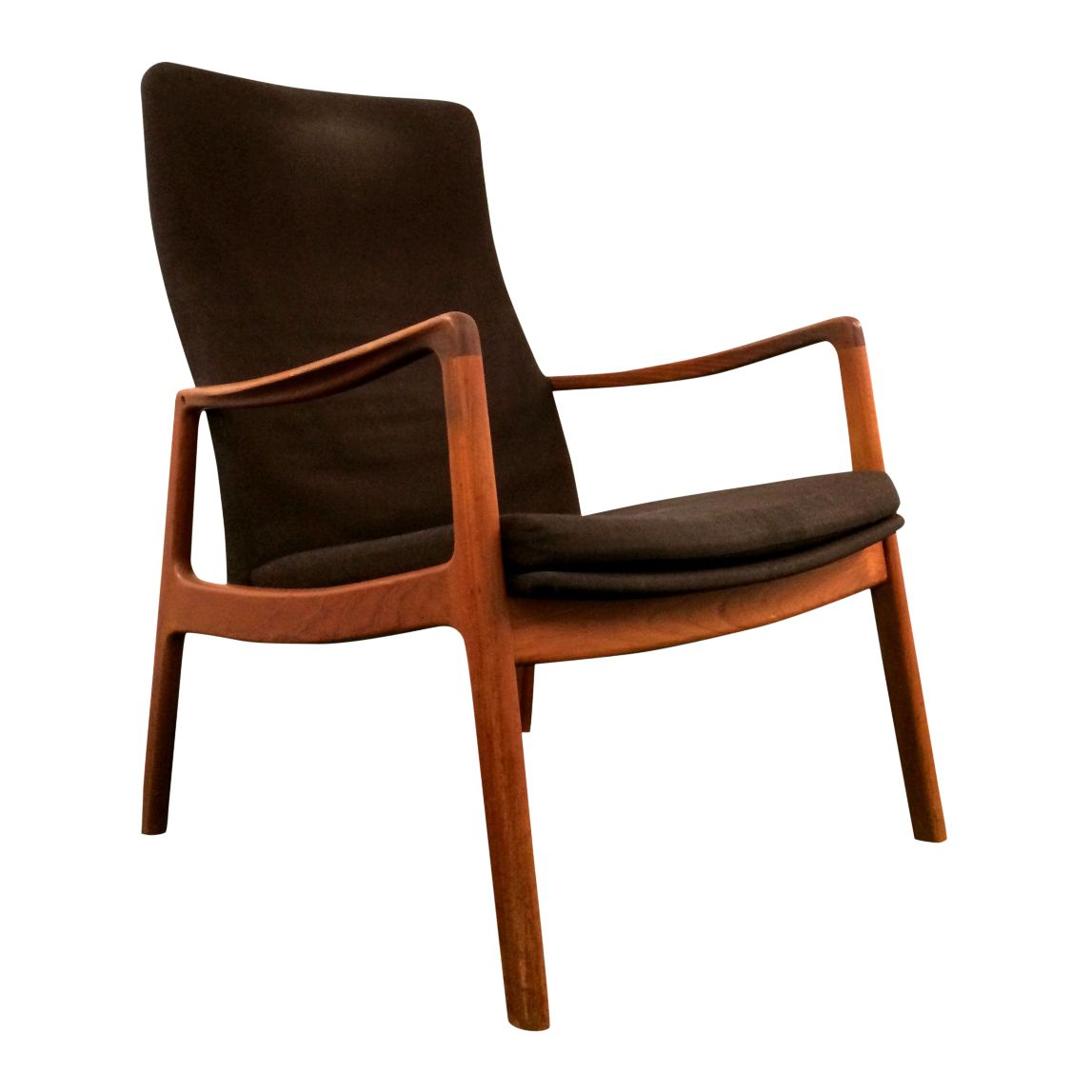 Ole Wanscher Teak and Upholstered Lounge Chair Chairish : ole wanscher teak and upholstered lounge chair 7960aspectfitampwidth640ampheight640 from www.chairish.com size 640 x 640 jpeg 25kB