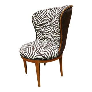 Vintage Pundamilia Safari Chair